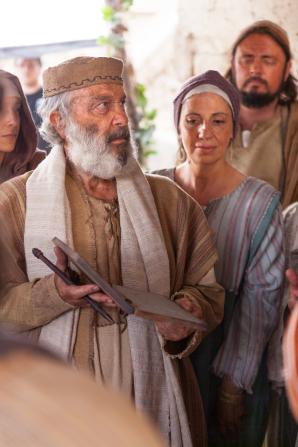 Zachariah Names John