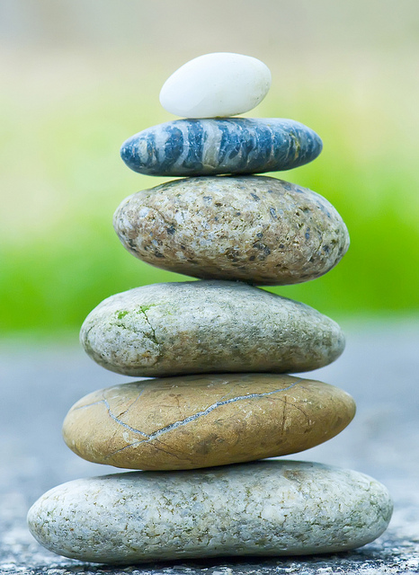 Stacked Stones 1