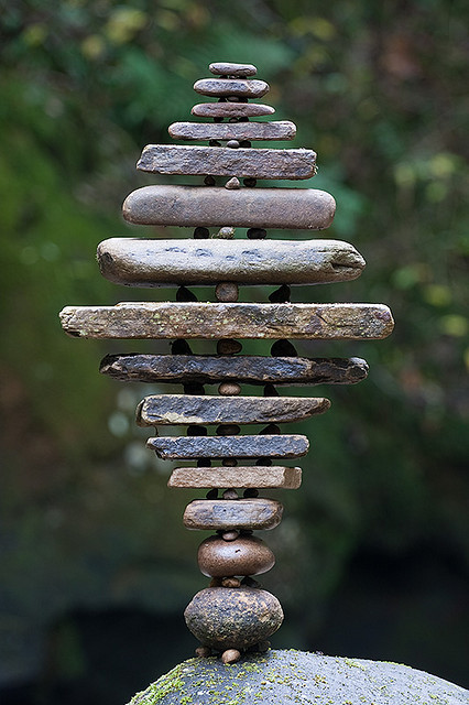 Stacked Stones 4