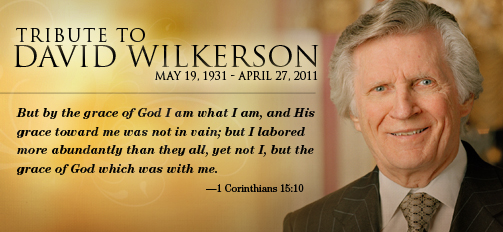 David Wilkerson tribute