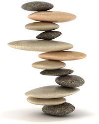 Stacked stones 2