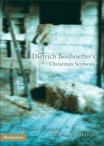 Bonhoeffer's Christmas