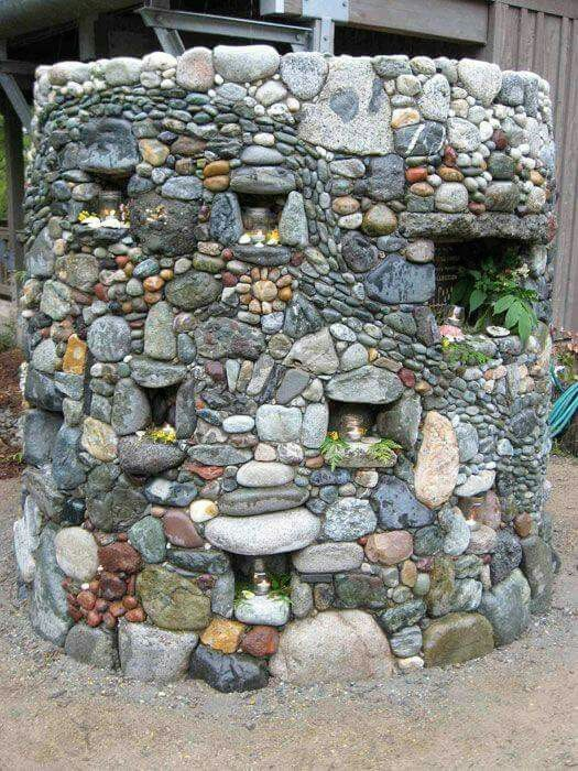 Turning stones into art
