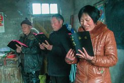 Bibles in China