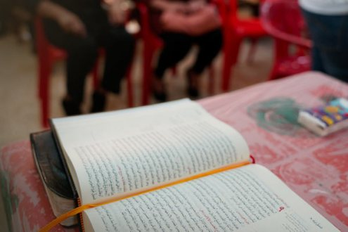 Bibles in Iraq