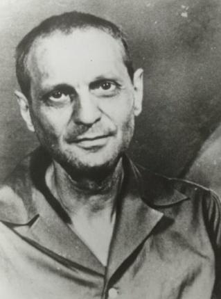 Richard Wurmbrand (as prisoner)