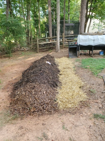 Stage #5: Covered with Mulch