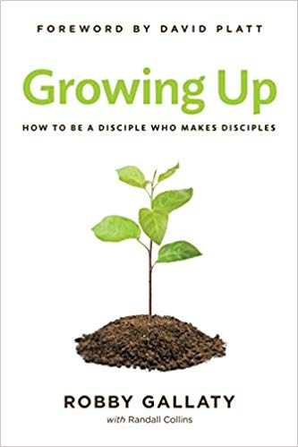 Growing Up Cover