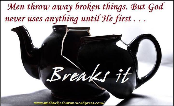 Brokenness 2