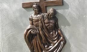 Jesus stripped 2