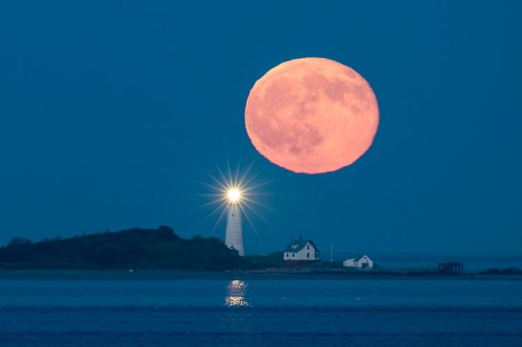 Moon Rise 1