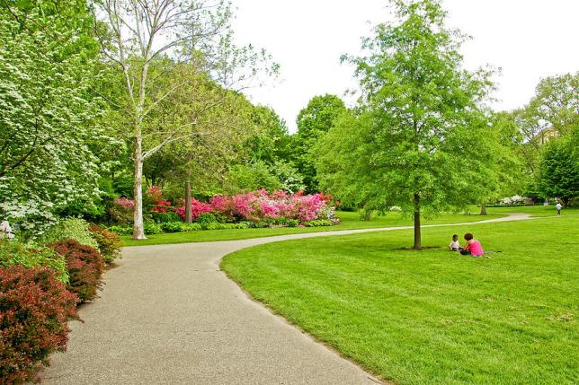 Azalea Garden - philly 5