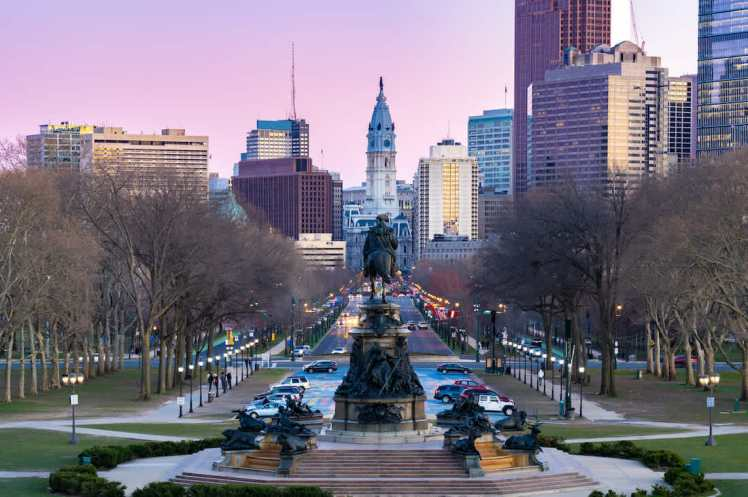 Philadelphia a