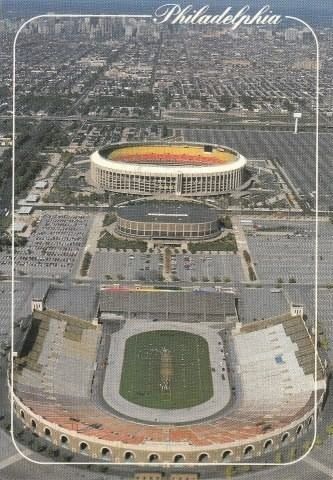 Three Stadiums that are Gone