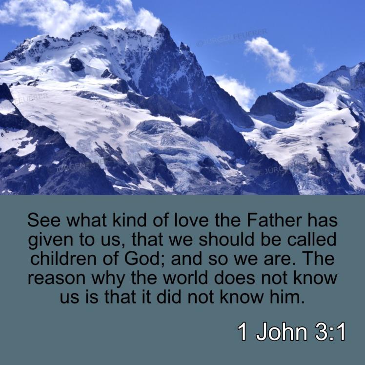 1 John 3(1)