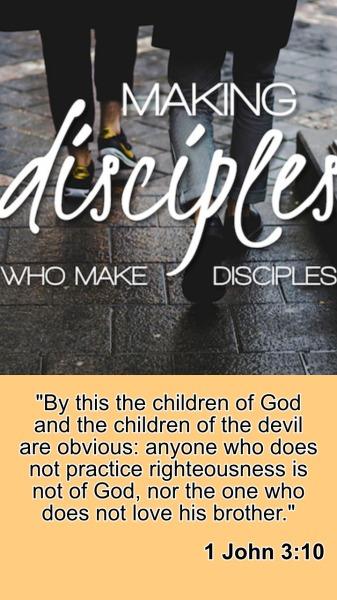 Making Disciples 1 (Phone)
