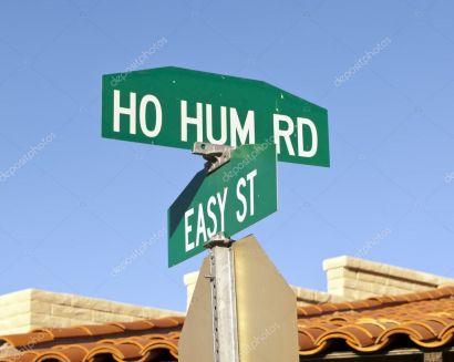 Ho hum street